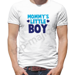 Mommy`s little boy